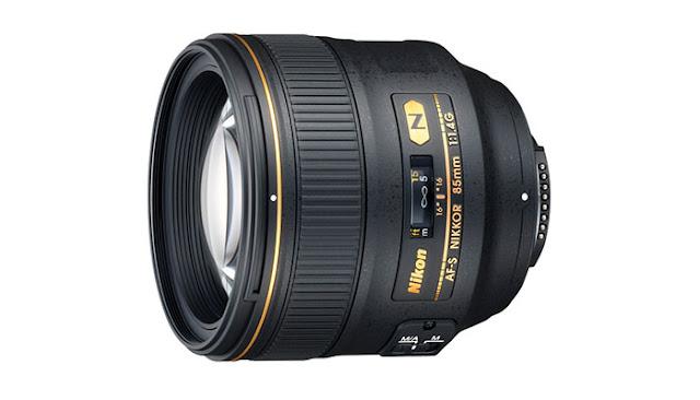Nikon Nikkor 85mm f/1.4G lens for landscape and nature
