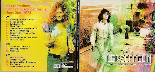 1973.06.02 Led Zeppelin San Francisco A Celebration For Being Who You Are FLAC