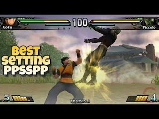 Highly compressed Dragon Ball Evolution Ios PPSSPP