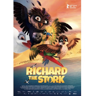 Richand The Stork