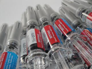 Efeitos adversos da vacina da gripe