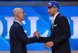 Ben Simmons is the 2016 NBA Draft 1st overall pick