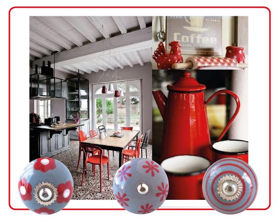 boutons meubles cuisine