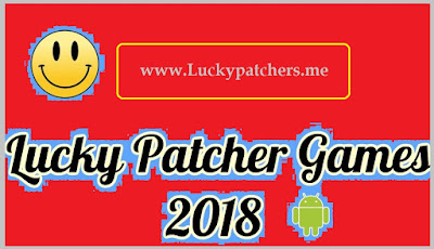 Lucky Patcher apk Supported Game list