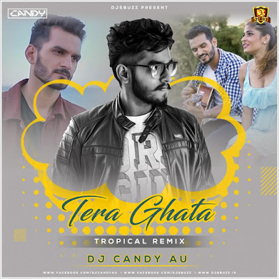 Tera Ghata (Tropical Remix) - DJ Candy AU