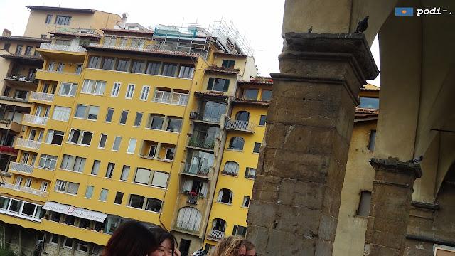 Ponte Vecchio, Firenze, Italia