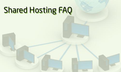 استضافة مشتركة Shared Hosting