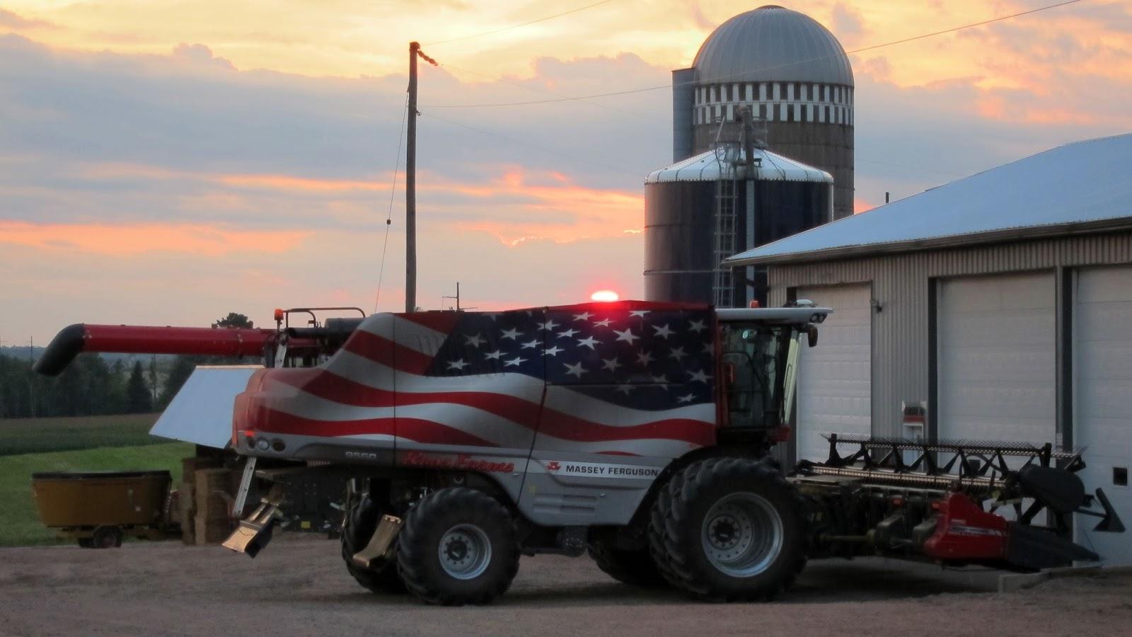 Real Economics Hawb Creating America S Amber Waves Of Grain