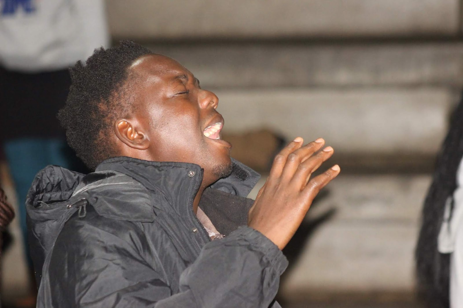 Chitungwiza Allnight with Apostle P. Sibiya