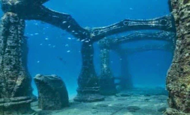 10 Αρχαία Μνημεία που Βρίσκονται στο Βυθό της Θάλασσας (video)