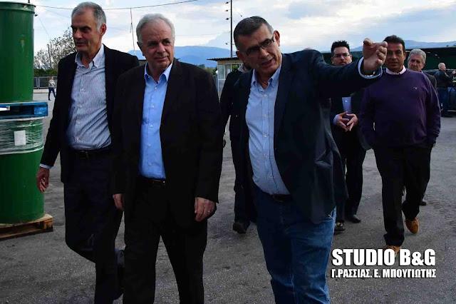 Σπύρος Αντωνόπουλος: Μονόδρομος η ευφυής γεωργία για την καλλιέργεια εσπεριδοειδών