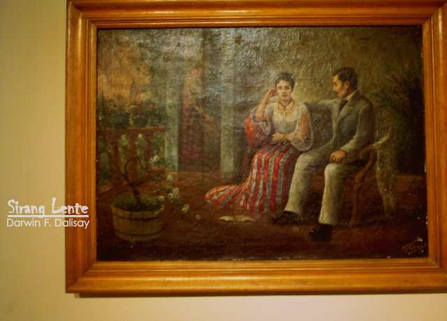 Paintings Jose Rizal