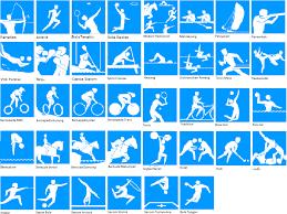 208 Cabang Olahraga Di Dunia Terlengkap Dari A sampai Z