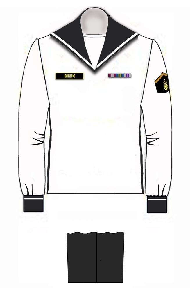 форма ВМС