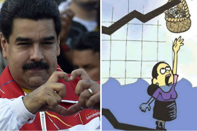 Inflación DIARIA en Venezuela se ubica en 2,8% - La más alta del planeta Tierra