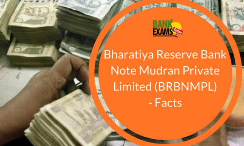 Bharatiya Reserve Bank Note Mudran Private Limited