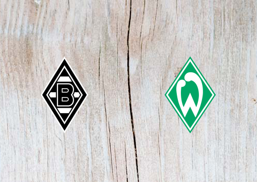 B.Monchengladbach vs Werder Bremen - Highlights 7 April 2019
