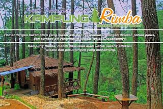 TEMPAT CAMPING KAMPUNG RIMBA PUNCAK BOGOR