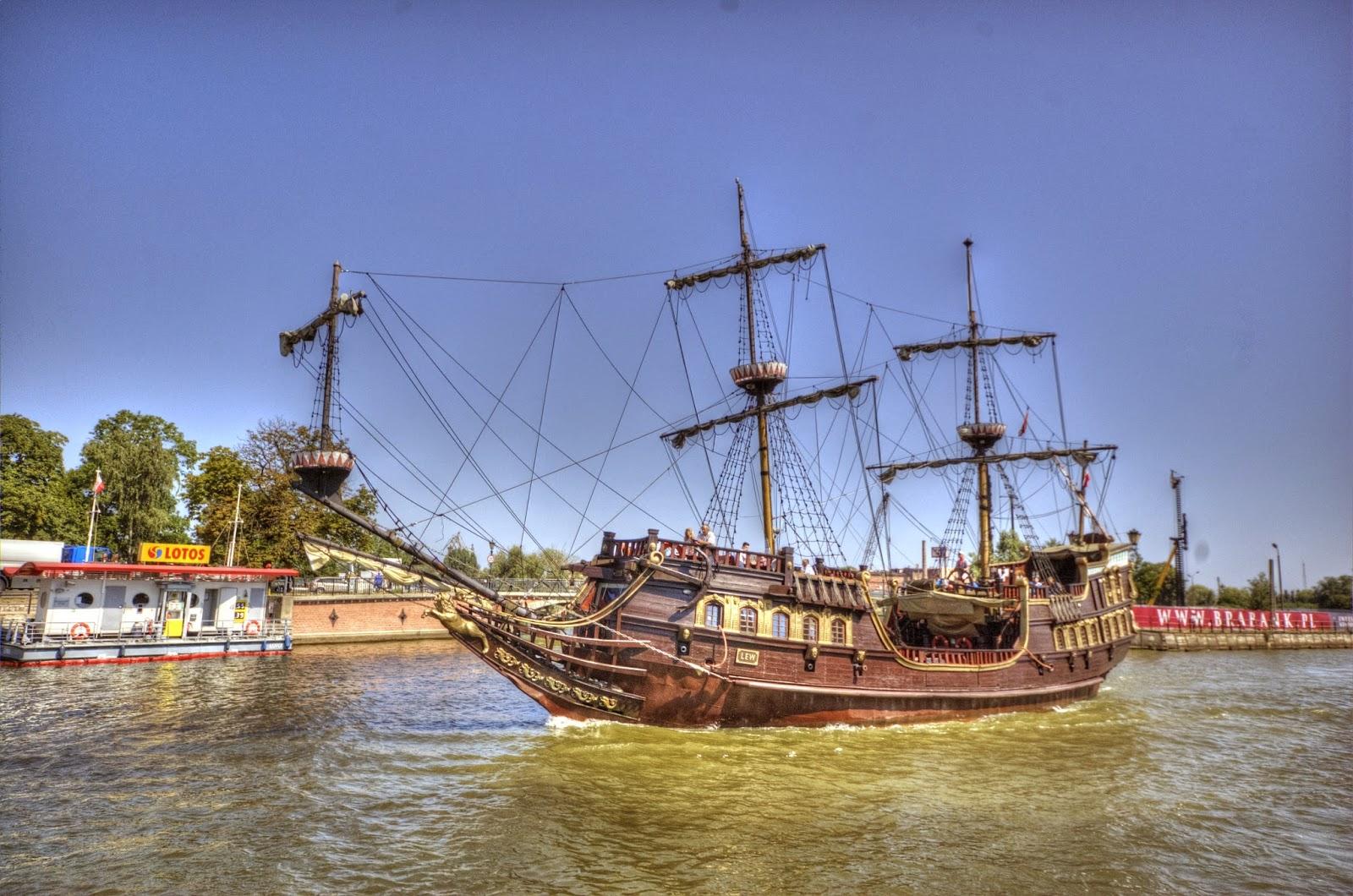 czarna Perła statek wycieczkowy
