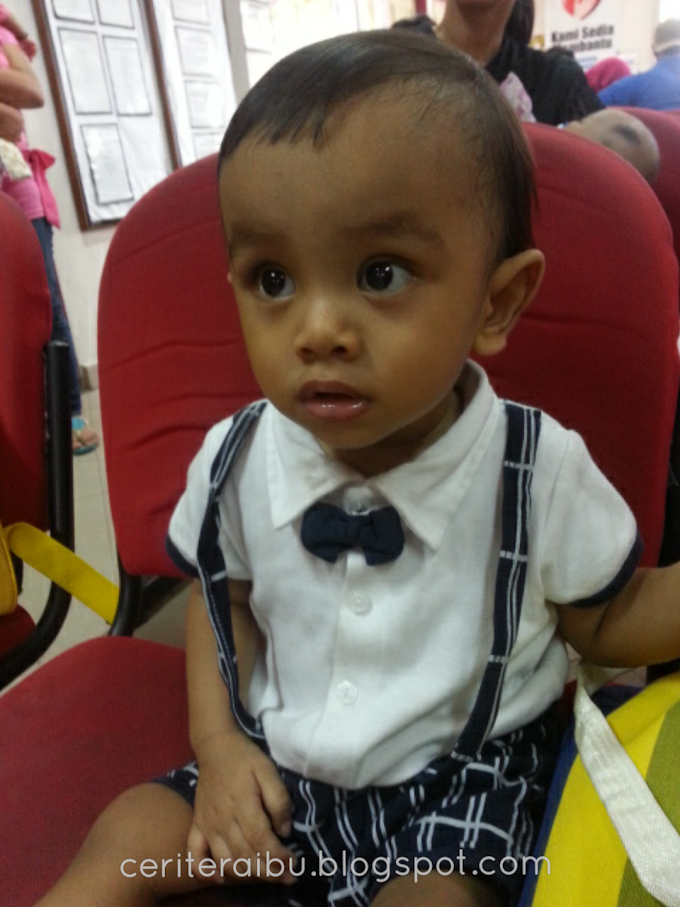 Check Up Fattah Anas @ 1Y3W