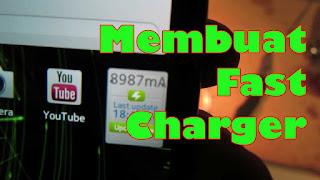 Charger merupakan alat yang sangat penting Cara Menambah Ampere Charger Hp Dengan Komponen Sederhana
