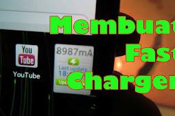 Cara Menambah Ampere Charger Hp Dengan Komponen Sederhana