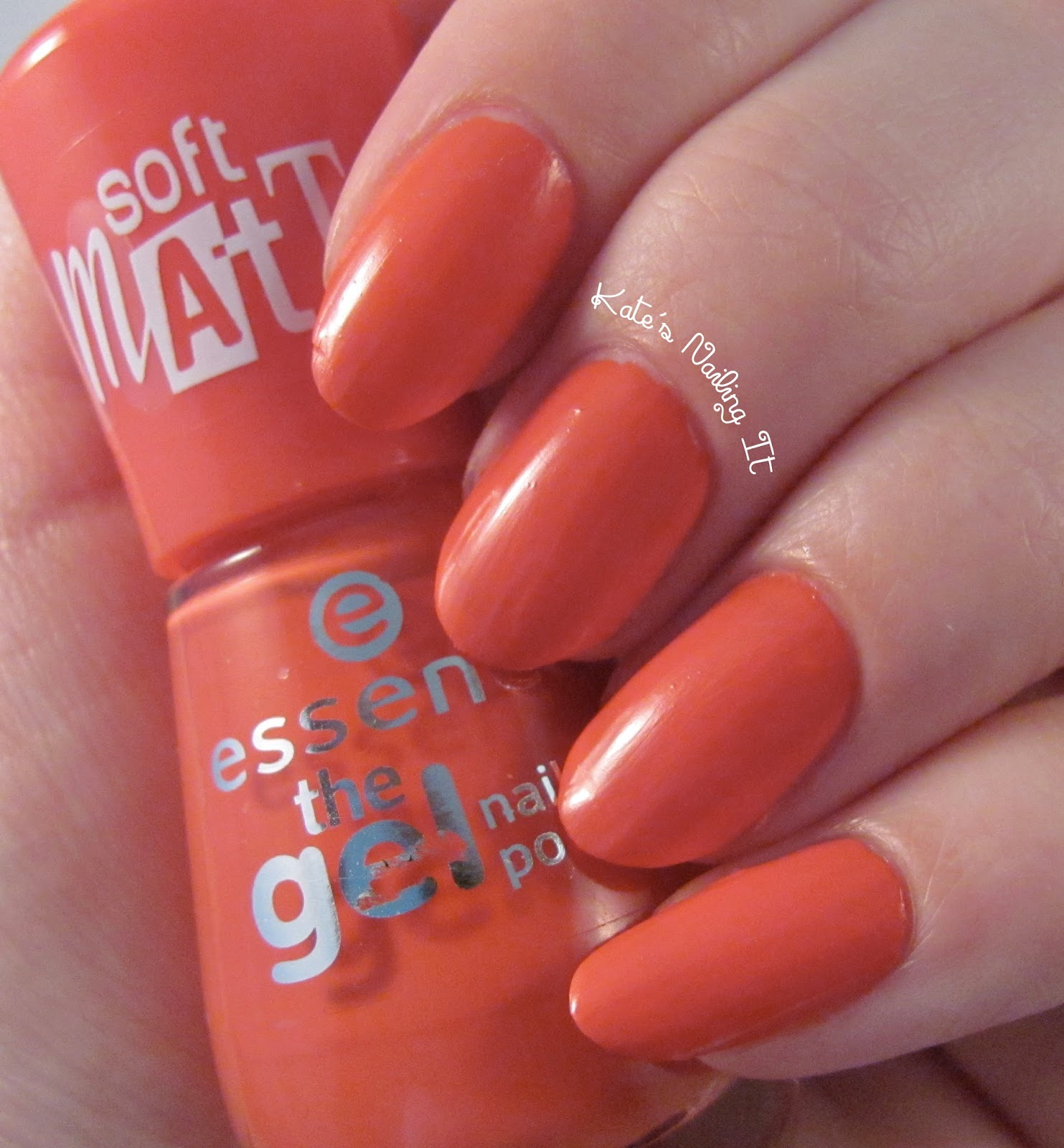Kate\'s Nailing It: Essence: The Gel Nail Polish wear test