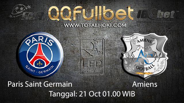 Prediksi Bola Jitu Paris Saint Germain vs Amiens 21 Oktober 2018 ( French Ligue 1 )