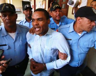 Donni Santana podría ser condenado a 15 años de ser hallado culpable por violación y al pago de RD$200 mil  pesos de multa