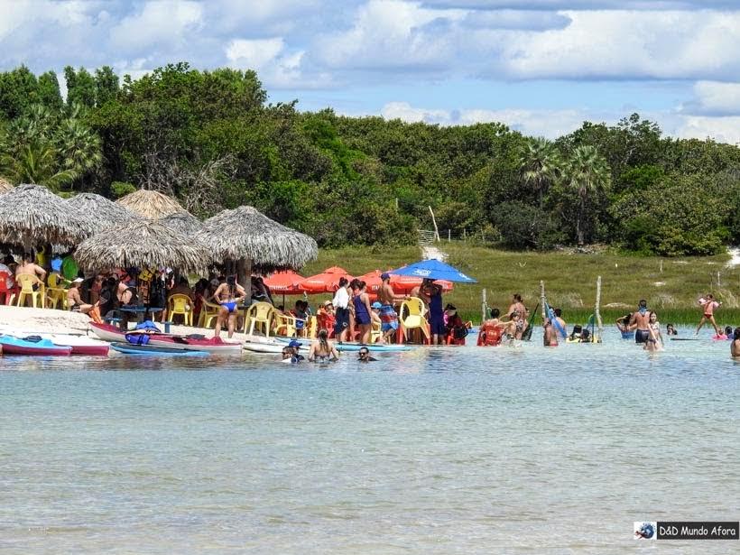 Lagoa Azul - Passeio de um dia em Jericoacoara - o que fazer e como chegar