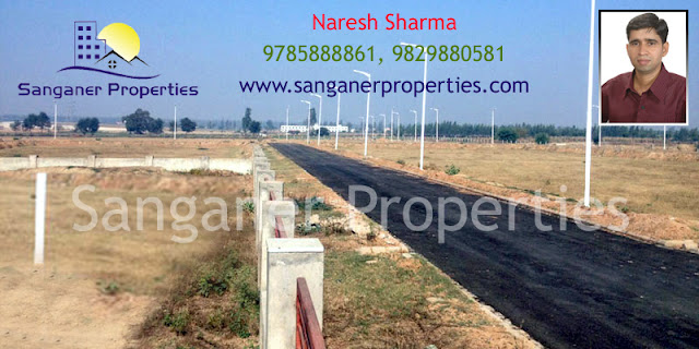 JDA  Approved Commercial Property Near Malpura in Sanganer
