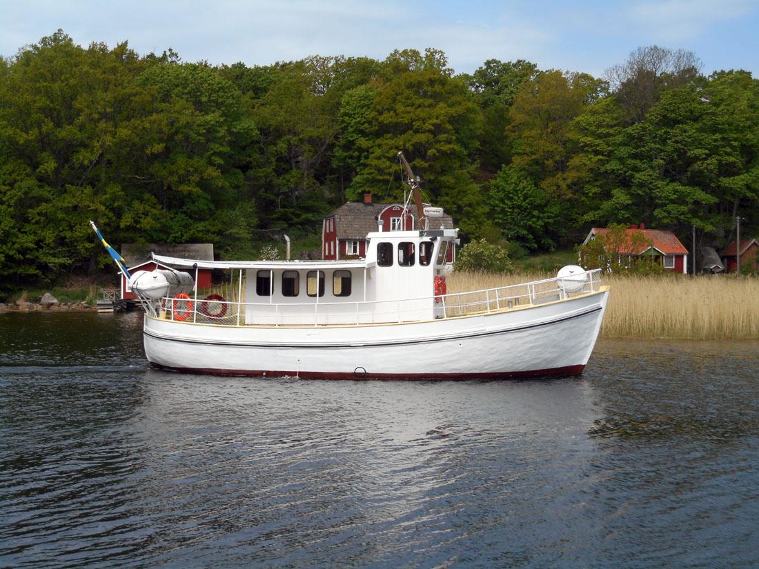 Barca per Tjärö
