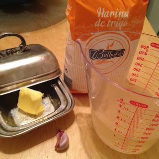 Salsa de urgencia para una carne, ingredientes