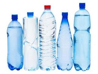 L'eau en bouteille