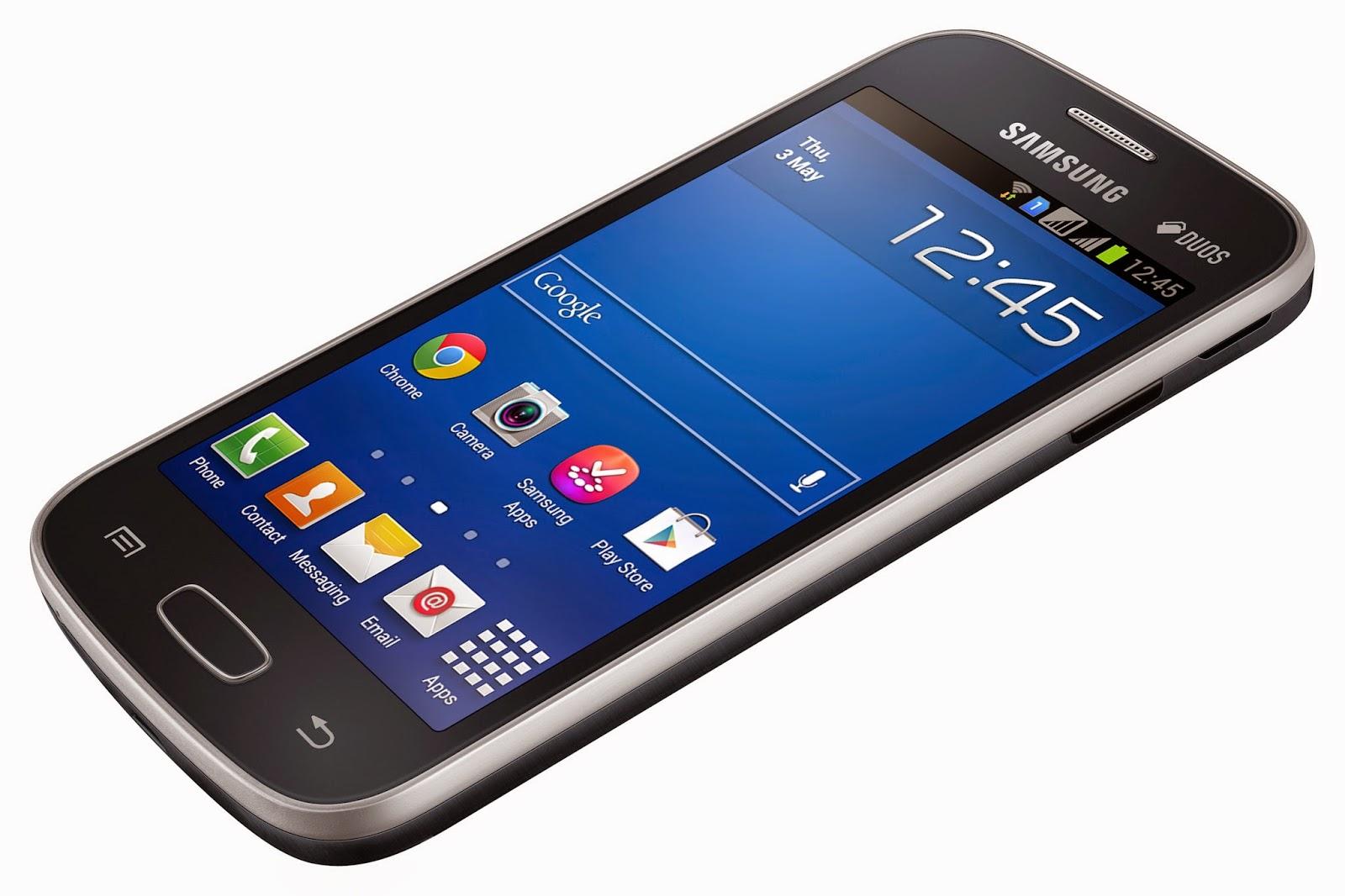 Spesifikasi Samsung Galaxy Star Plus GT-S7262 Terbaru