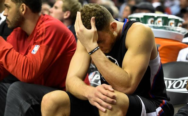 Blake Griffin ne rejouera plus cette saison