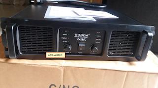 Power Amplifier Lapangan Yang Bagus Untuk Subwoofer