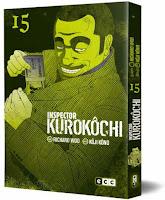 Inspector Kurokôchi 15