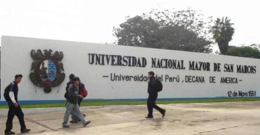 UNMSM: Universidad Nacional Mayor De San Marcos inicia acreditación institucional ante SINEACE - www.sineace.gob.pe