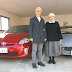 Aww! Meet the Japanese couple who have been married for 37 years & wear matching outfits everyday (photos)