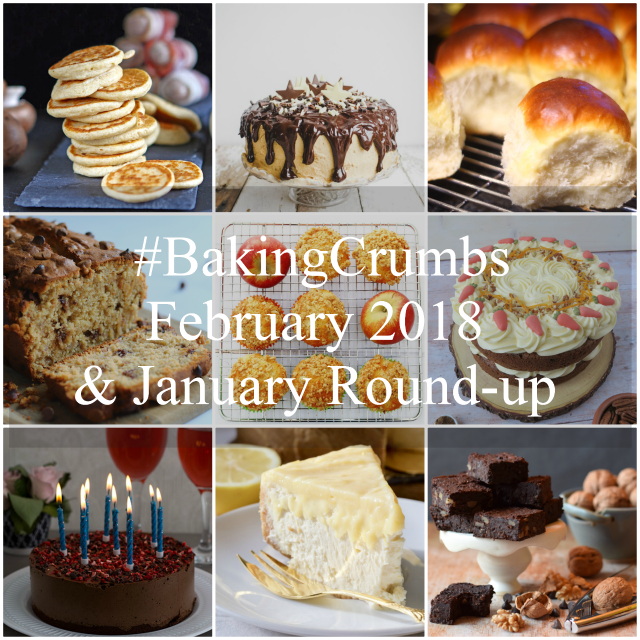 BakingCrumbs January round up