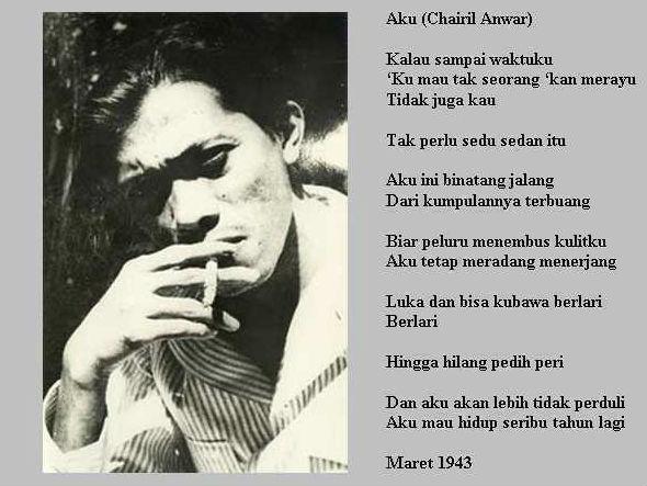 Chairil Anwar