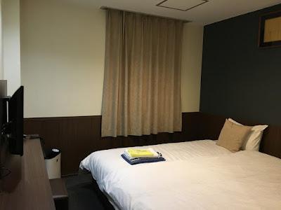 ホテルガーデンパレスの部屋