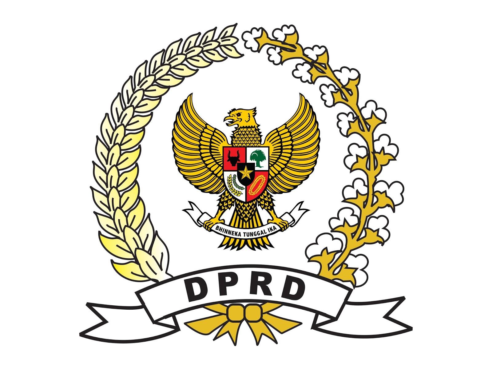 logo dprd format cdr amp png gudril logo tempatnya