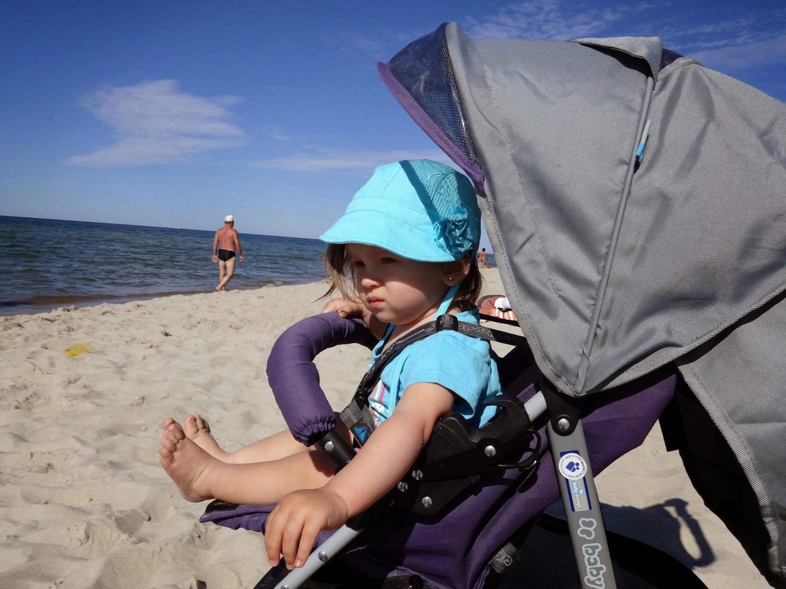 Mały, a Wielki- spacerówka Baby Design Mini