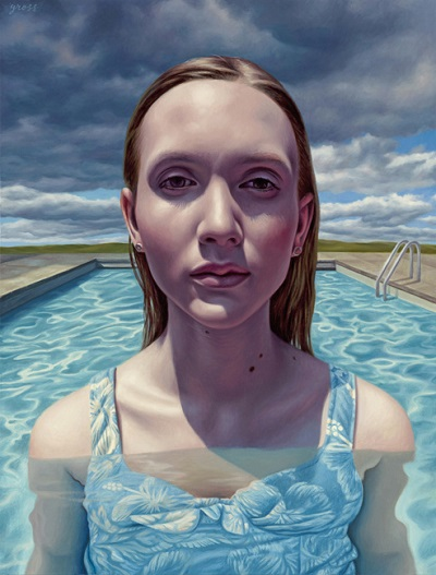 "por Alex Gross - ""Approaching Storm"", 2014"