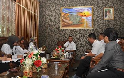 Angka Pengangguran Lampung Menurun, Gubernur Tingkatkan Sinergi dengan BPS
