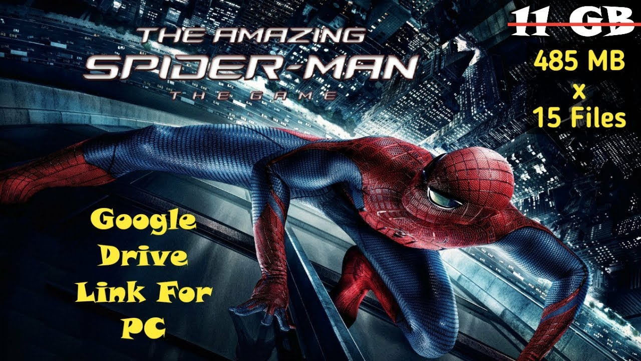 Spider Man Game | Free Download For PC | No Survey Google