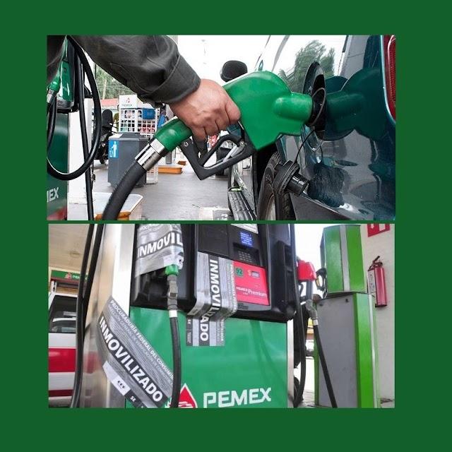 Revisan combustible en gasolineras de Puebla