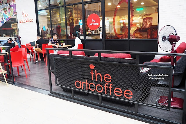 The ArtCoffee ~ All Day Breakfast At Sunway GIZA Kota Damansara